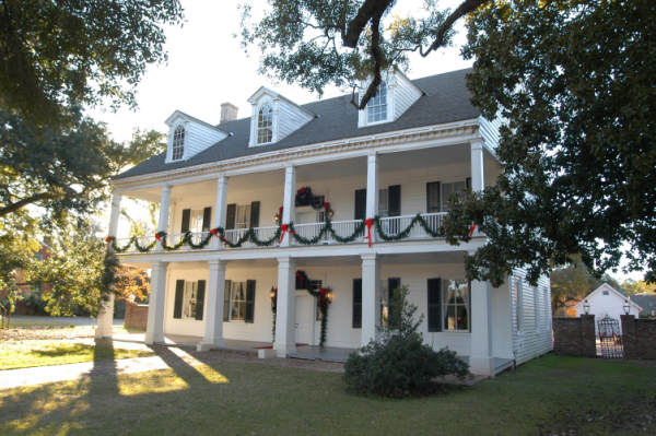 Natchitoches Holiday Tour of Homes Scheduled for December 5-15, 2012