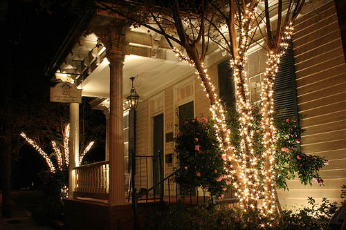 Natchitoches Christmas Tour of Homes
