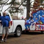 Natchitoches Humane Society - Most Holiday Spirit